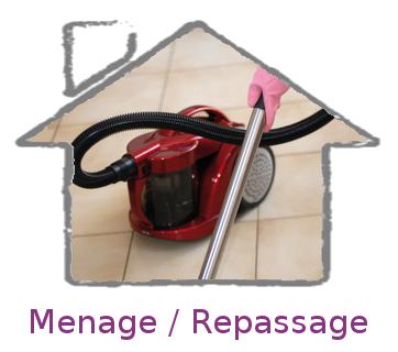 Ménage, Repassage